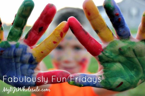 Fabulously Fun Fridays (January 16th Edition)