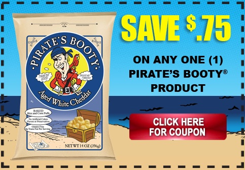 Pirate's Booty Coupons + Scenarios for BJs