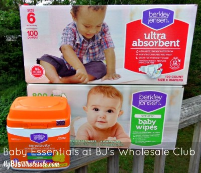 Save Money on Baby Essentials with Berkley Jensen Diapers, Wipes + Formula