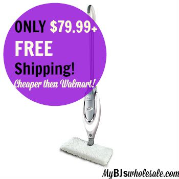 shark mop deal at bjs.com