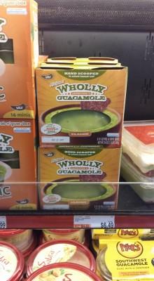 wholly gucamole
