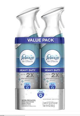 febreze air effects heavy duty bjs deal