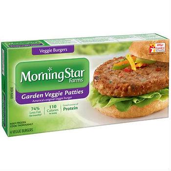 morningstar veggie products bjs