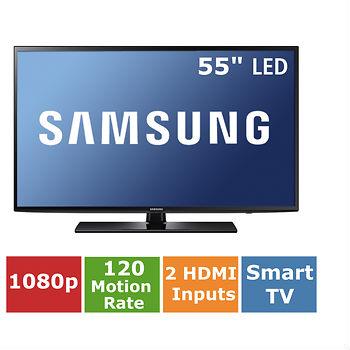 """samsung smart 55"""" tv deal at bjs"""