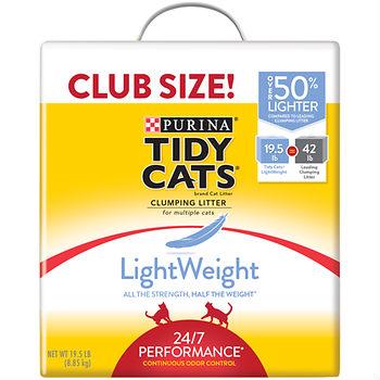 tidy cats litter