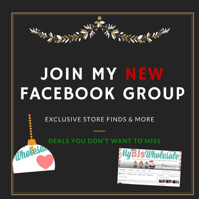 new facebook group for mybjswholesale