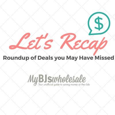 roundup of deals