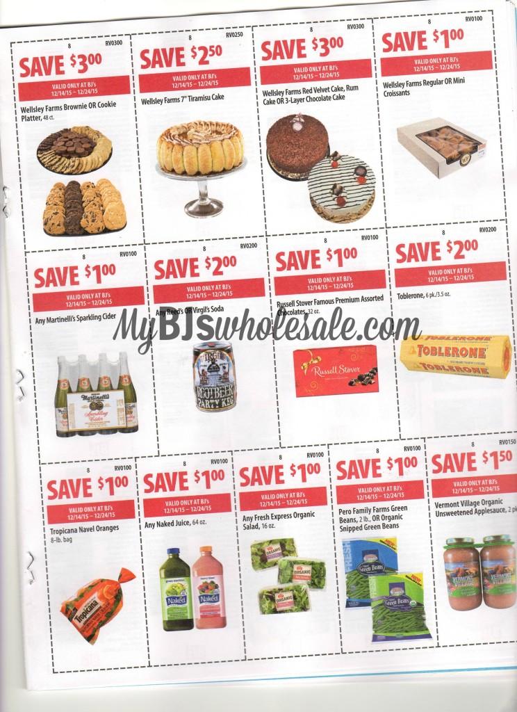 bjs coupon matchups