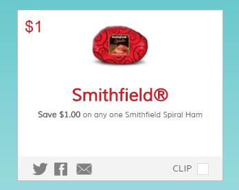 smithfield ham coupon