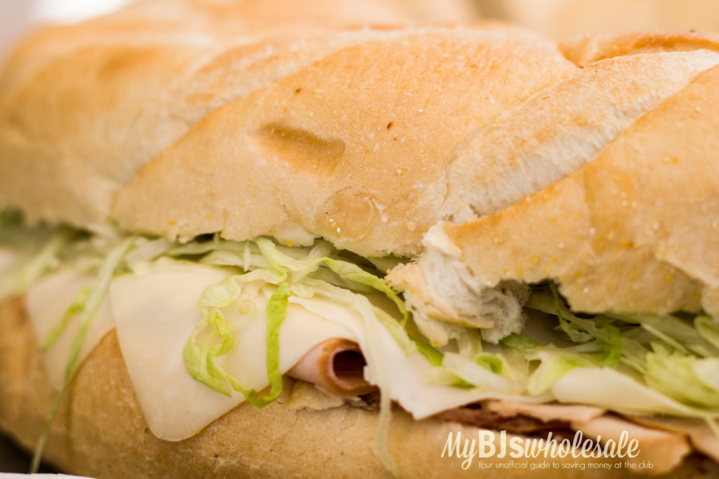 BJs wholesale club sandwich ring image