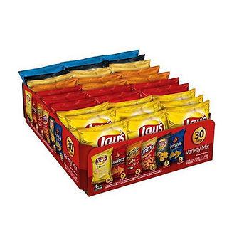 multipack snacks at BJ's