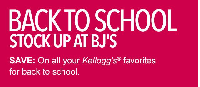 kelloggs back to school stock up