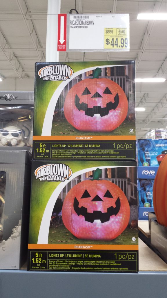 halloween costumes & decor at BJs Wholesale club