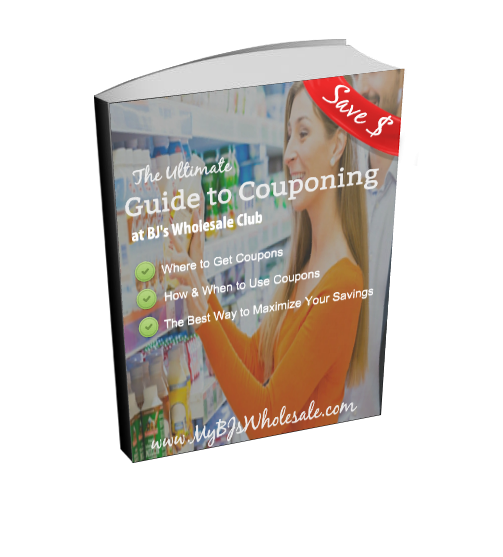 Free Ultimate Guide to Couponing at BJ's
