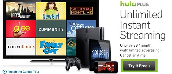 free hulu trial 2 weeks