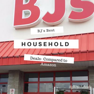 BJ's Best Household Deals