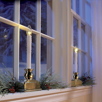 berkley jensen window led candles