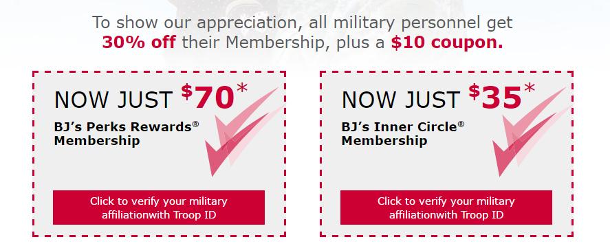 BJ's Wholesale Membership