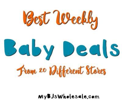 baby deals best weekly