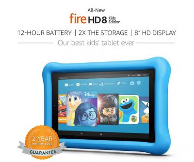 Kids Fire Hd Tablet on Amazon $30 savings code