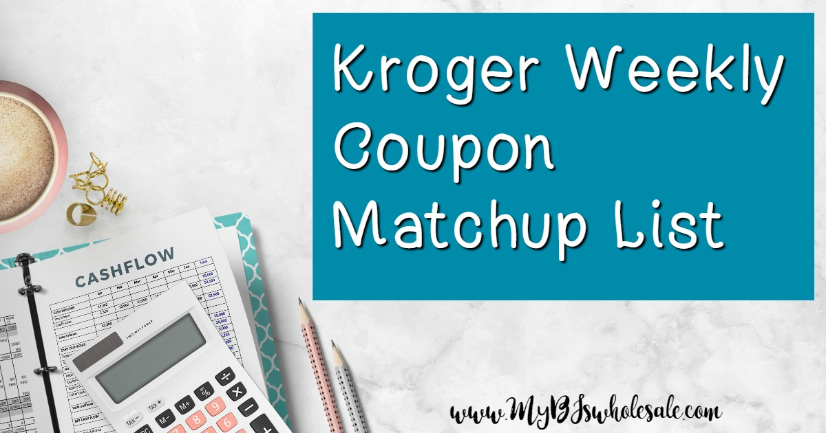 Super Deals At Kroger This Week 3 15 3 21 My Bjs Wholesale Club