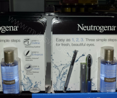 neutrogena makeup pack at BJs Wholesale