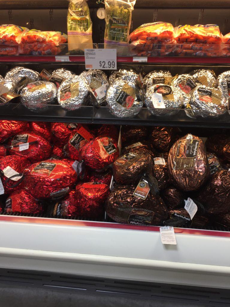 smithfield ham prices at BJs Wholesale Club