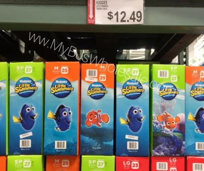 Huggies little swimmers price at BJs Wholesale club