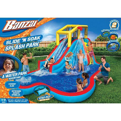 banzai kohls water park discount deal