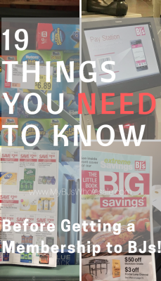 19 things you need to know about Bjs before purchasing a membership
