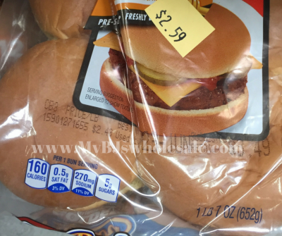 arnold rolls or buns deal with coupon at BJs