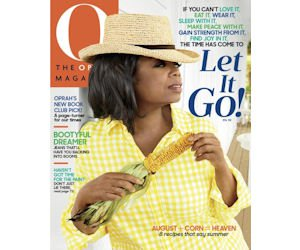 oprah magazine free