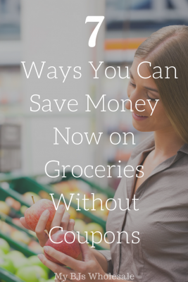 save on groceries without coupons how to