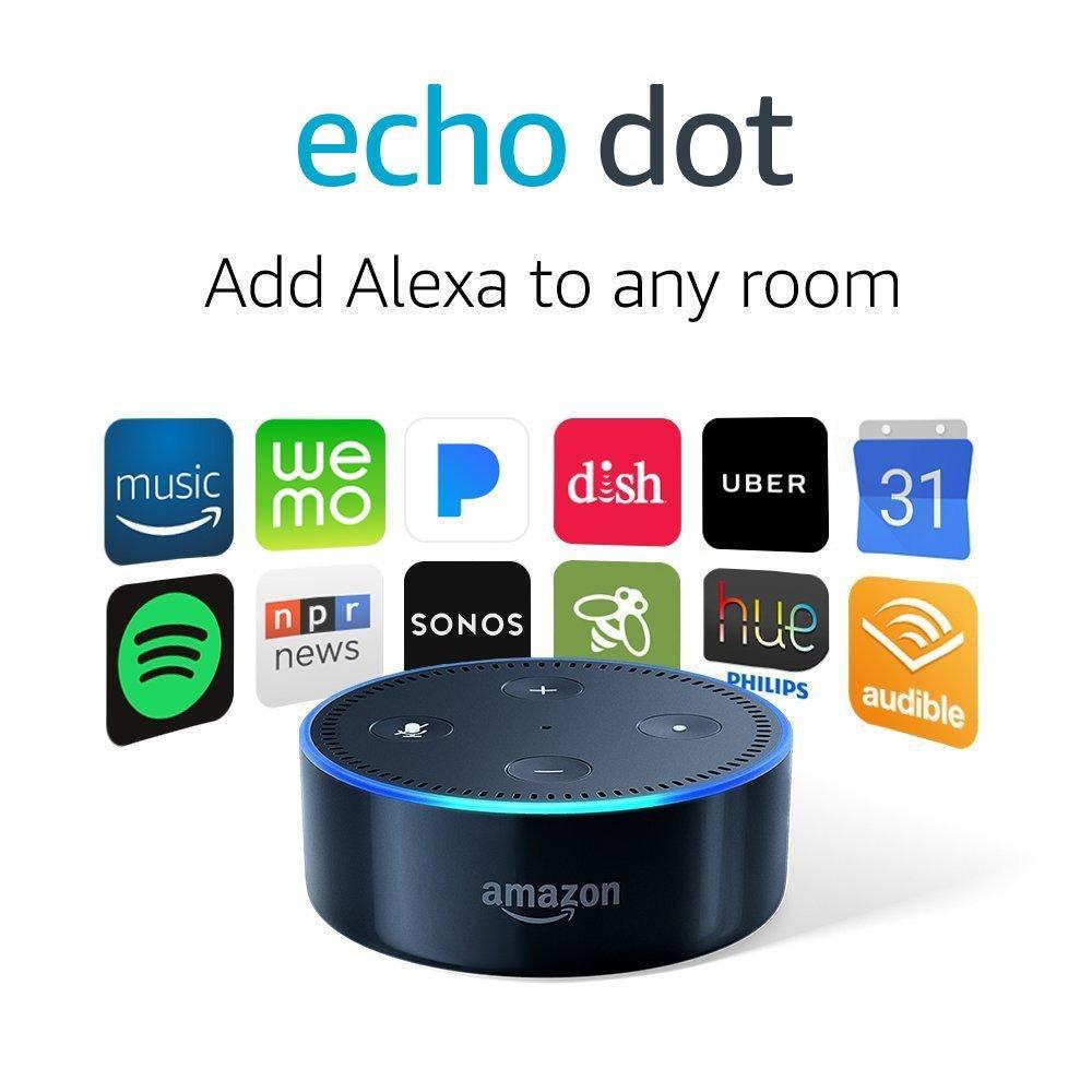 amazon echo dot lowest price drop