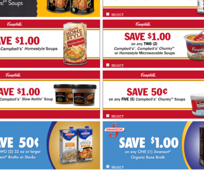 campbells free coupons to print