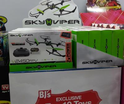 Sky-viper drone-win