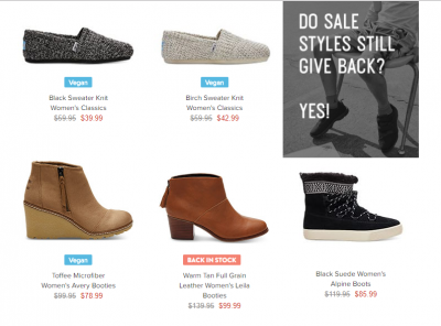 toms shoes end of year clearance