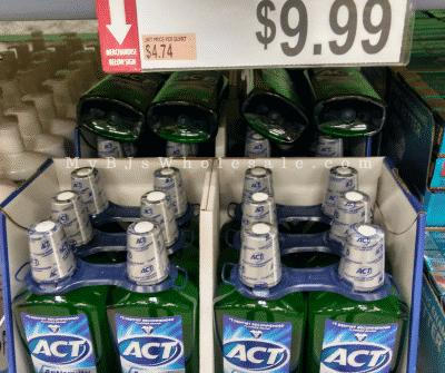 act-mouthwash-bjs-wholesale-price