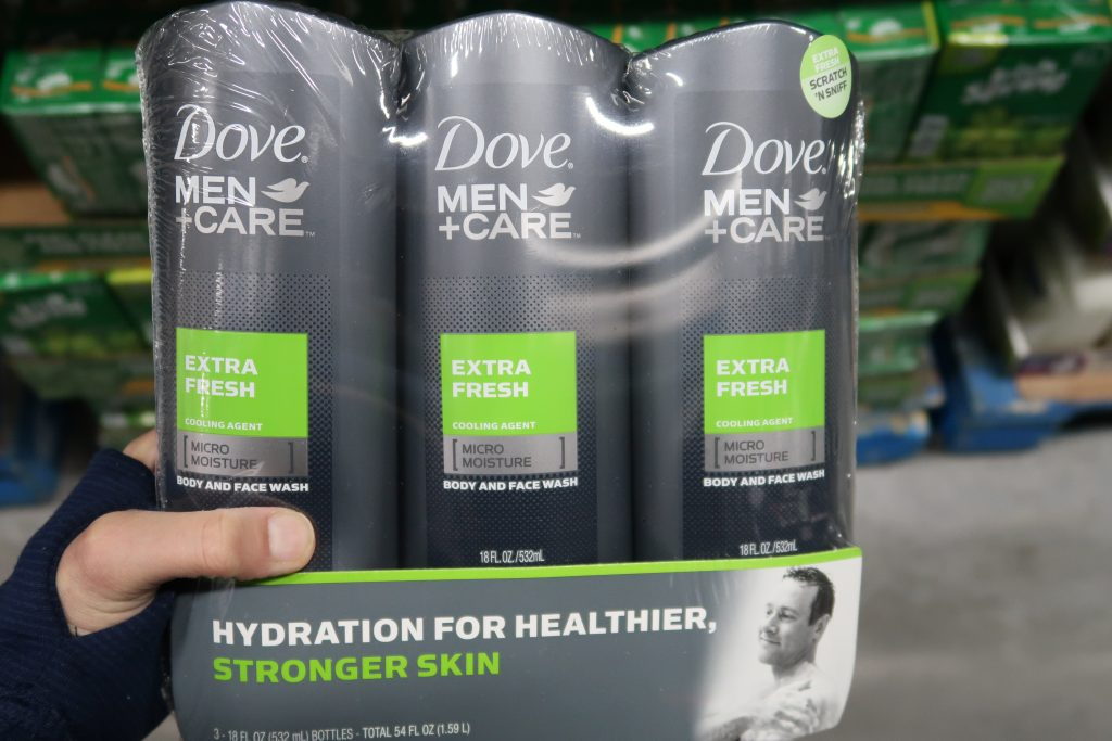 Sweet Dove Men Care Body Wash 1 99 At Bjs My Bjs Wholesale Club
