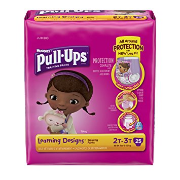 Save $8 on Huggies Pull Ups & Gas Discount!