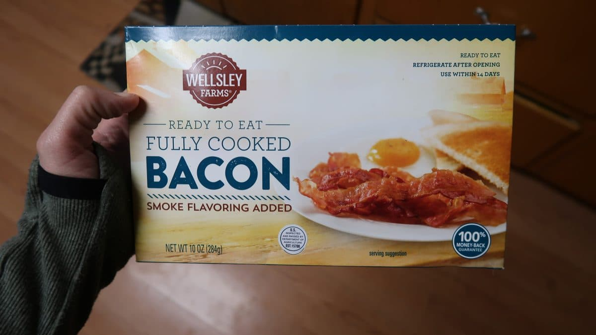 Save $2 on WF Ready To Eat Bacon