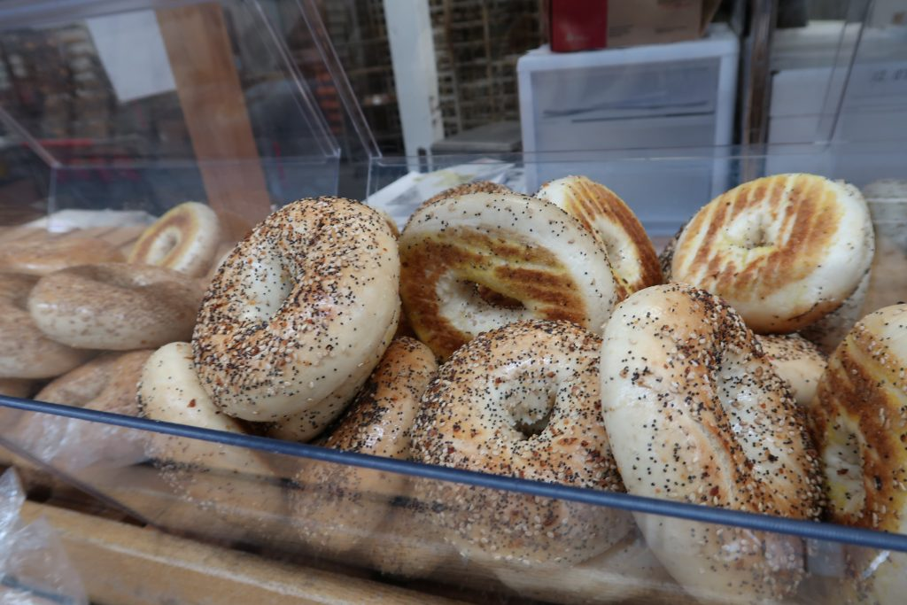 bagels at bjs wholesale club