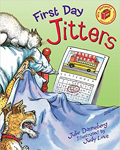first-day-jitters-kindergarten books