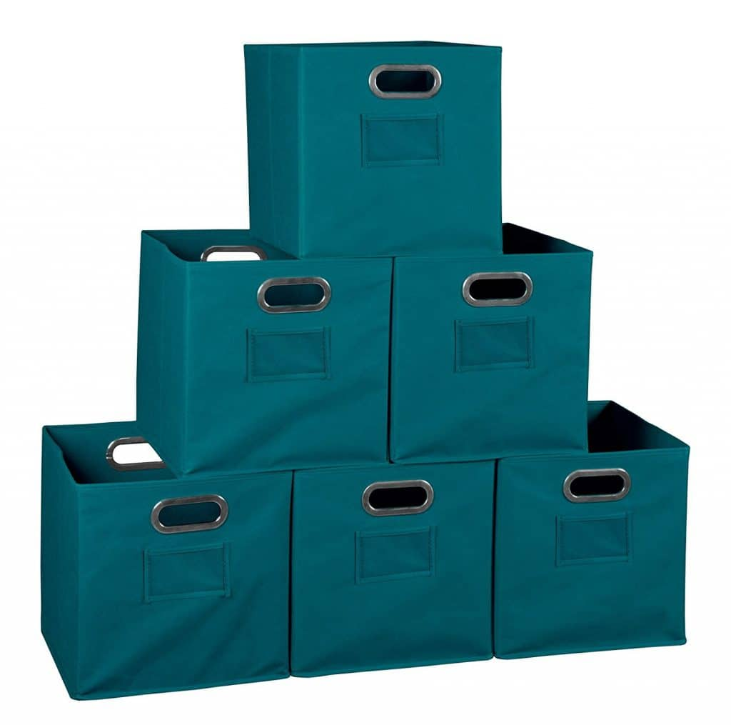foldable sotrage bins
