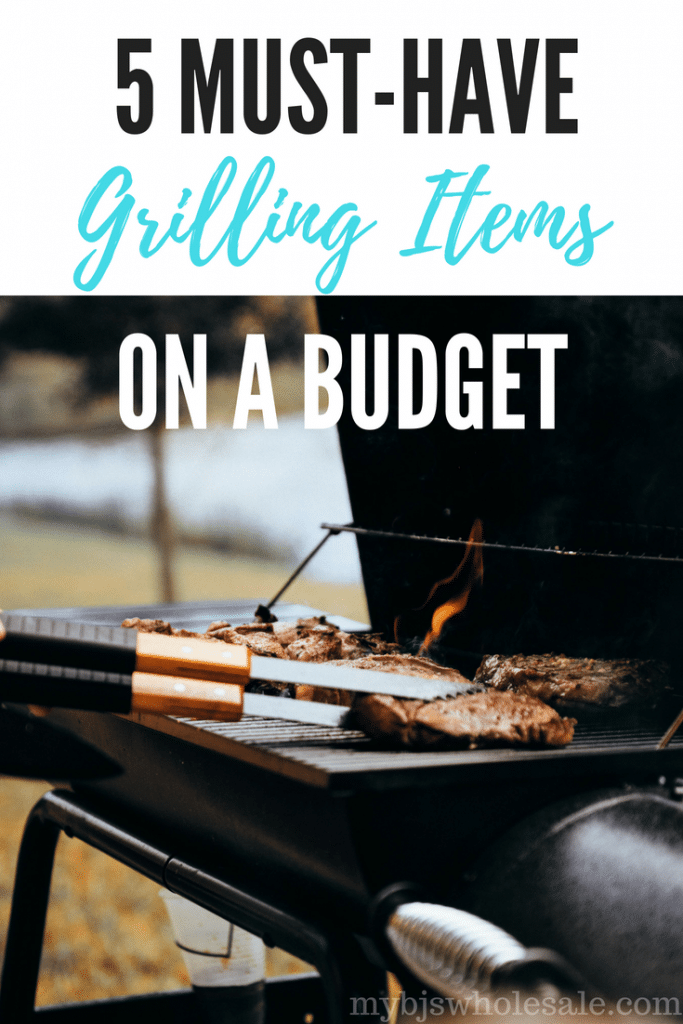 grilling-must-have-items-budget