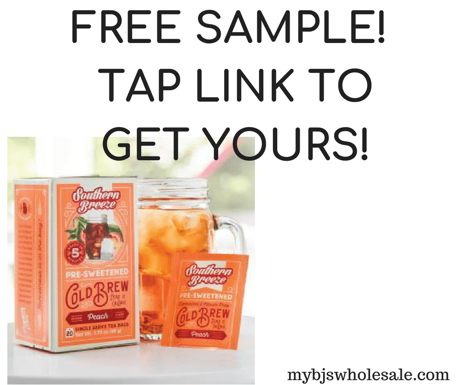 southern-breeze-cold-brew-sample-free