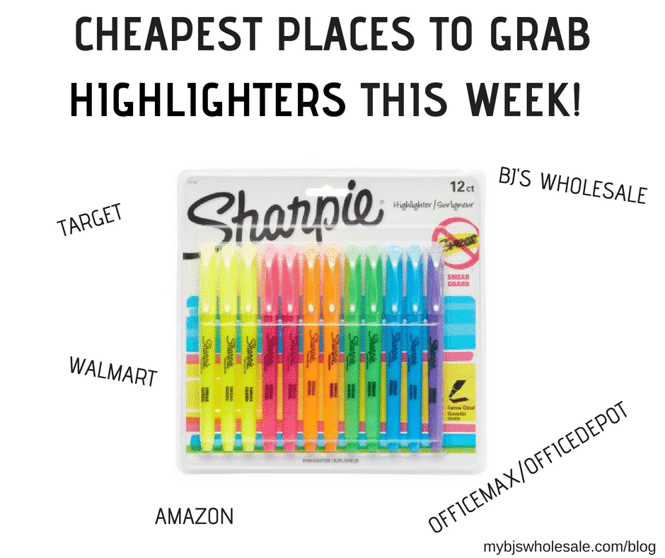 highlighter deals this week