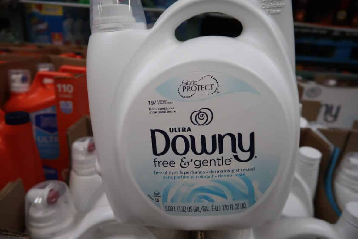 Downy Fabric Softener Only $7.99 & Get 10¢ Off Gas!