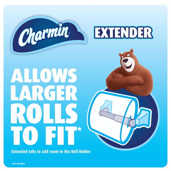 charmin roll extender free
