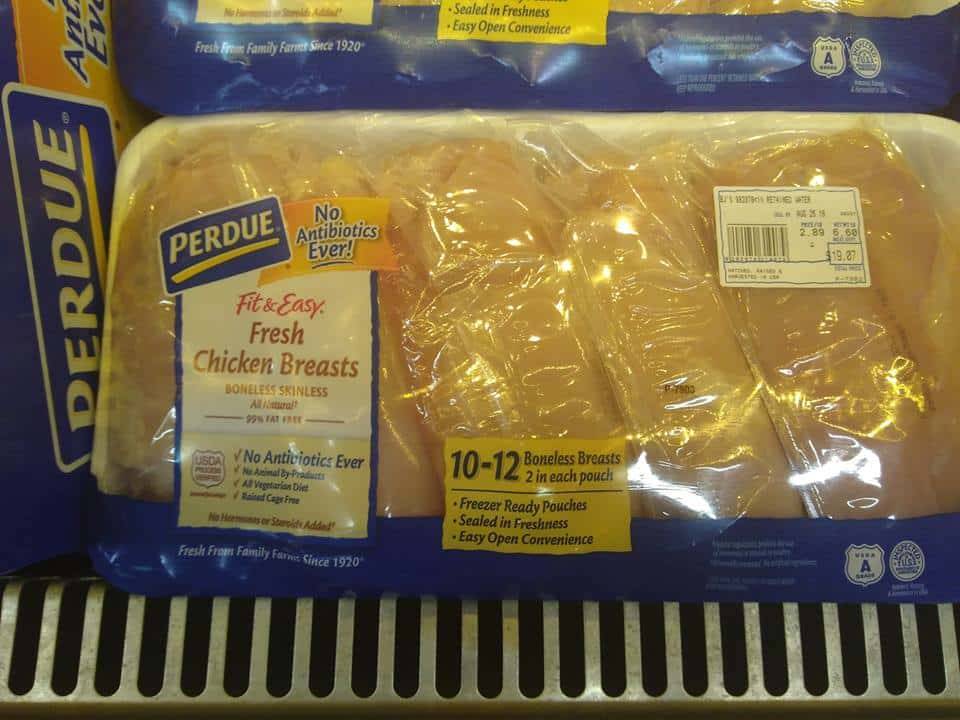 Perdue Chicken Breasts